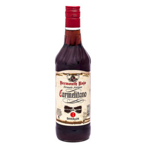 Carmelitano-Vermouth-Rojo