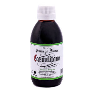 Carmelitano-miniatura-amargo-sueco