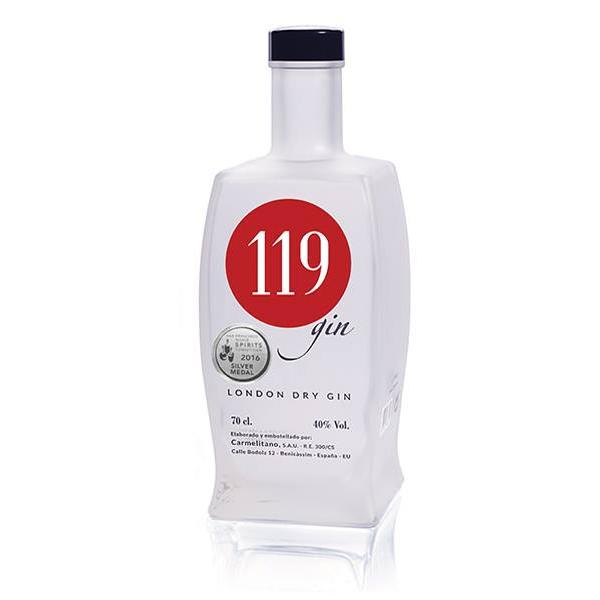 119 Gin - Ginebra Premium