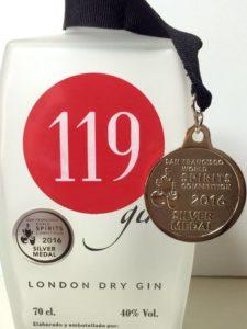 Medalla Plata 119 gin-1