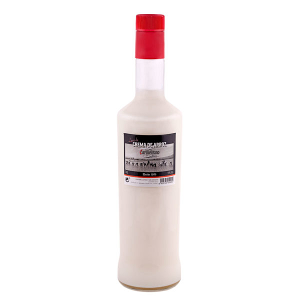 Rice Cream liqueur